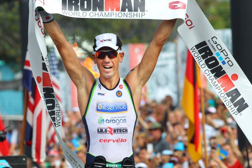 Le champion du monde IRONMAN Frederik Van Lierde devient le nouvel ambassadeur