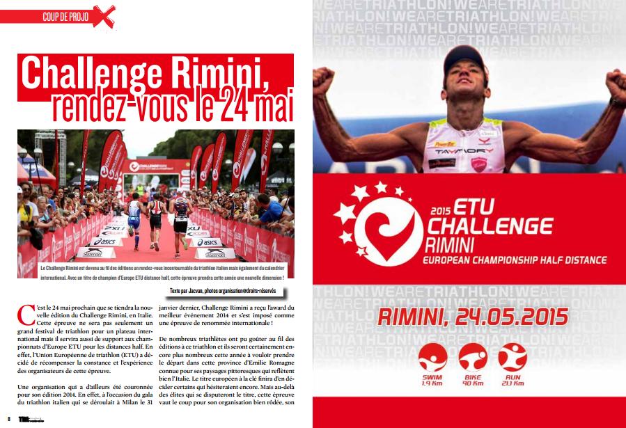 TrimaX#138 vous parle de Challenge Rimini, un rendez-vous incontournable…