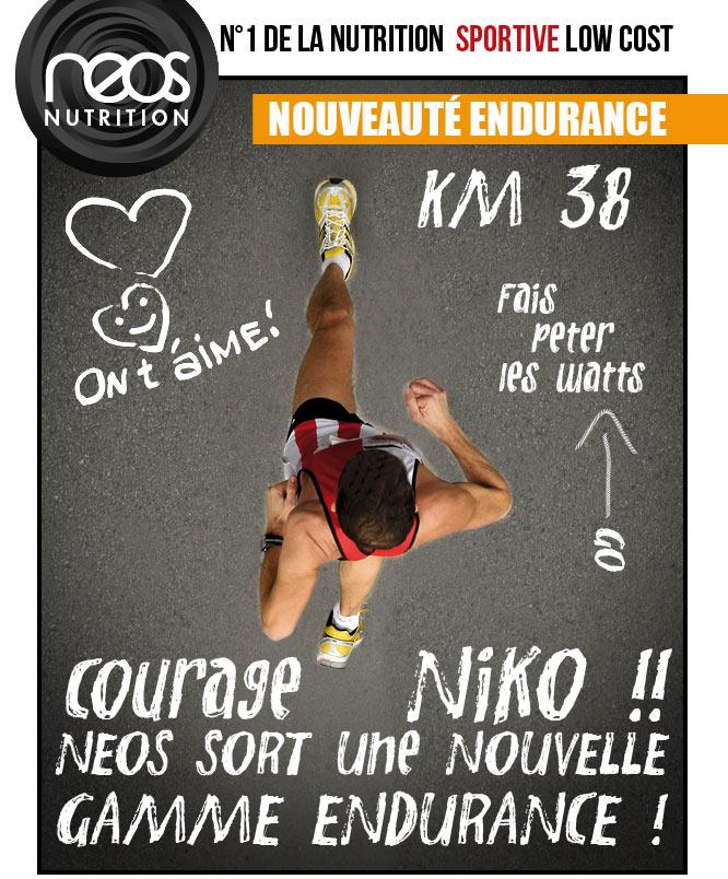 NEOS: Nouvelle Gamme Endurance