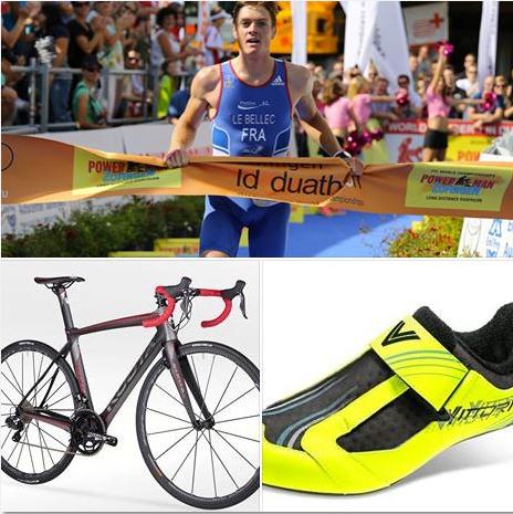 Nouveau Partenariat Kuota avec Gaël Le Bellec et Ventoux Bike !