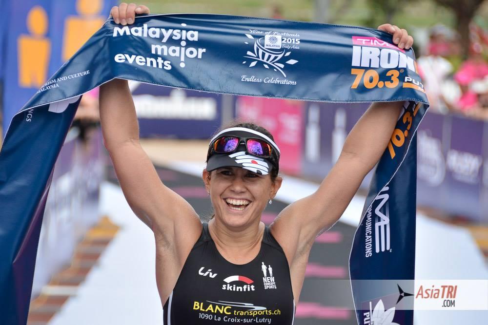 Ironman 70.3 Putrajaya en Malaisie: Victoire de Passuelo et Bilham