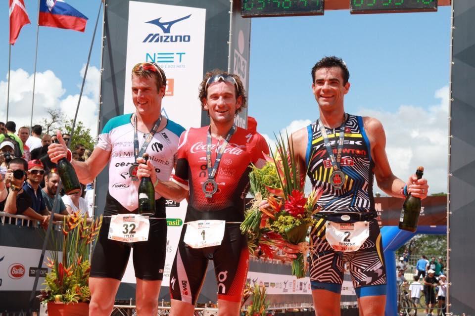 Ironman 70.3 Brésil – Championnat d'Amérique Latine: Tim Don conserve son titre, Helle Frederiksen impressionne. Jurkiewicz 10ème