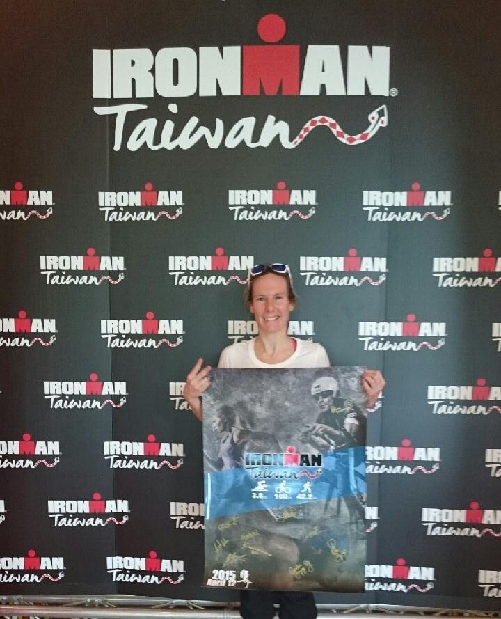 Ironman Taiwan: 2 français engagés en Pro