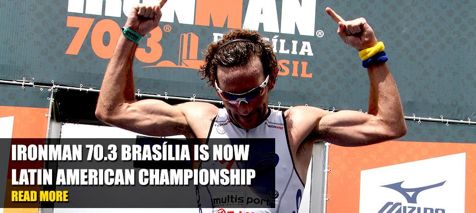 Ironman 70.3 Brésil dimanche: la rentrée de Jurkiewicz – Start List