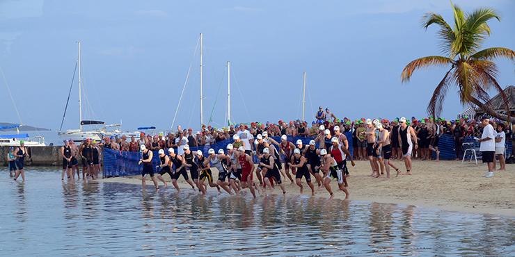 Ironman 70.3 Sainte Croix: Delsaut 7ème et Favre 9ème, Basso 5ème