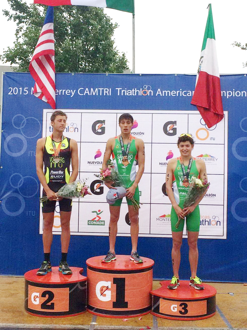 Rodolphe von Berg Jr Champion Américain U23