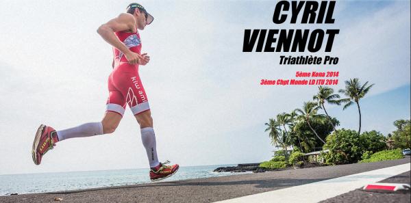 Cyril Viennot: Objectif podium aux Championnats d'Europe Longue Distance ETU