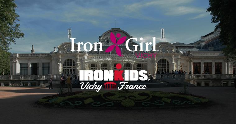 Les inscriptions à l'IRONKIDS et l'Iron Girl à Vichy sont ouvertes !