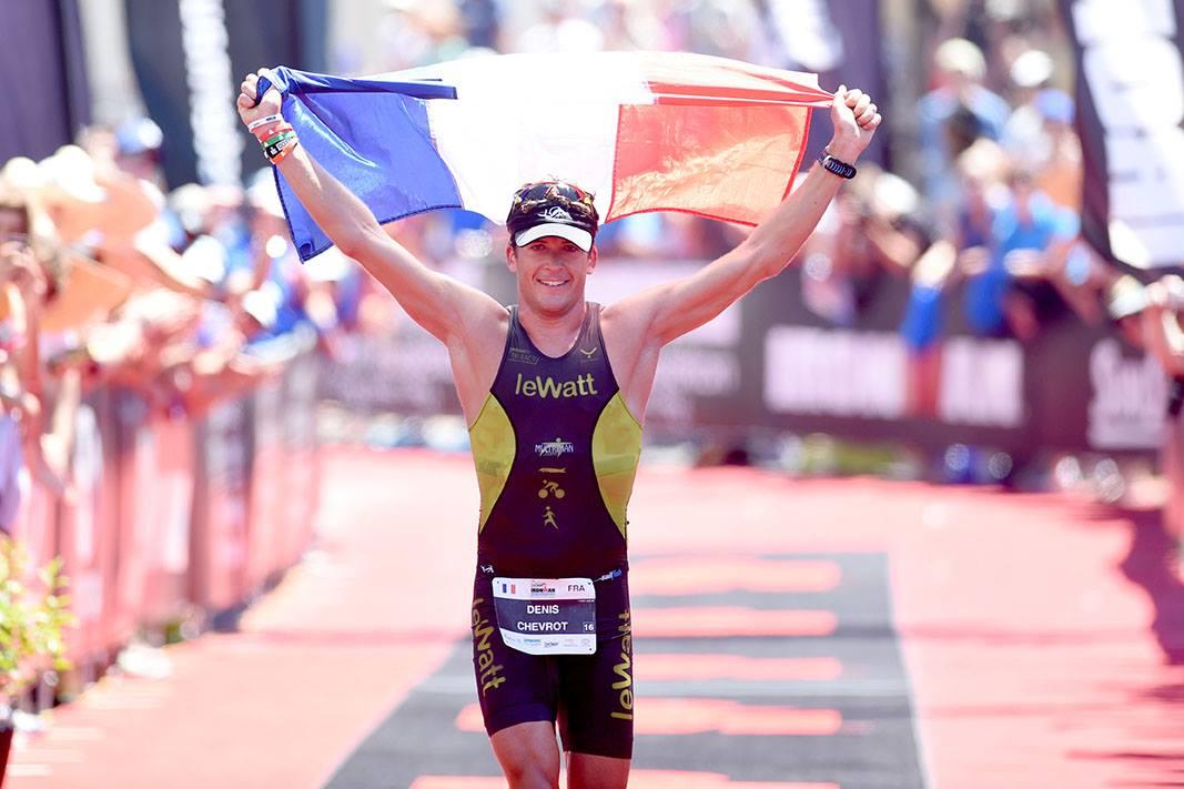 Ironman 70.3 Luxembourg: c'est la rentrée pour Denis Chevrot