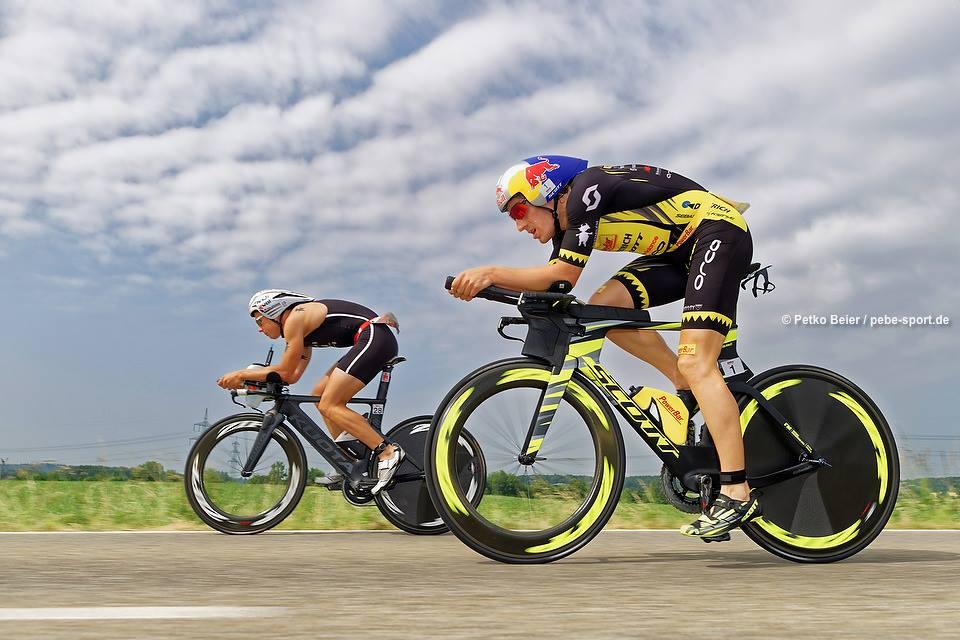 Ironman 70.3 Kraichgau: Kienle un ton au dessus, Coste 4ème !