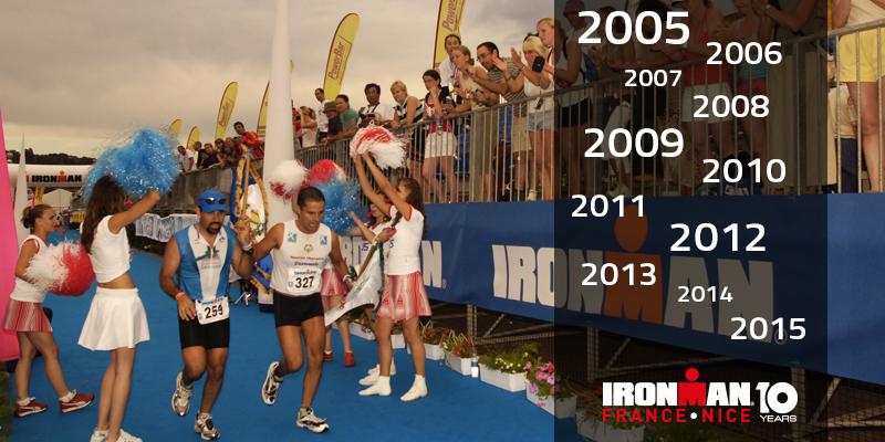 Les 10 ans IRONMAN France Nice : J-10