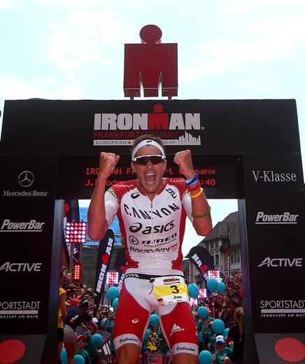 Ironman Francfort: Jan Frodeno et Daniela Ryf sur une autre planète !