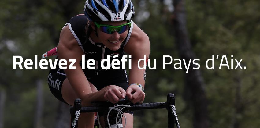 Les inscriptions pour l'IRONMAN 70.3 Pays d'Aix sont ouvertes !