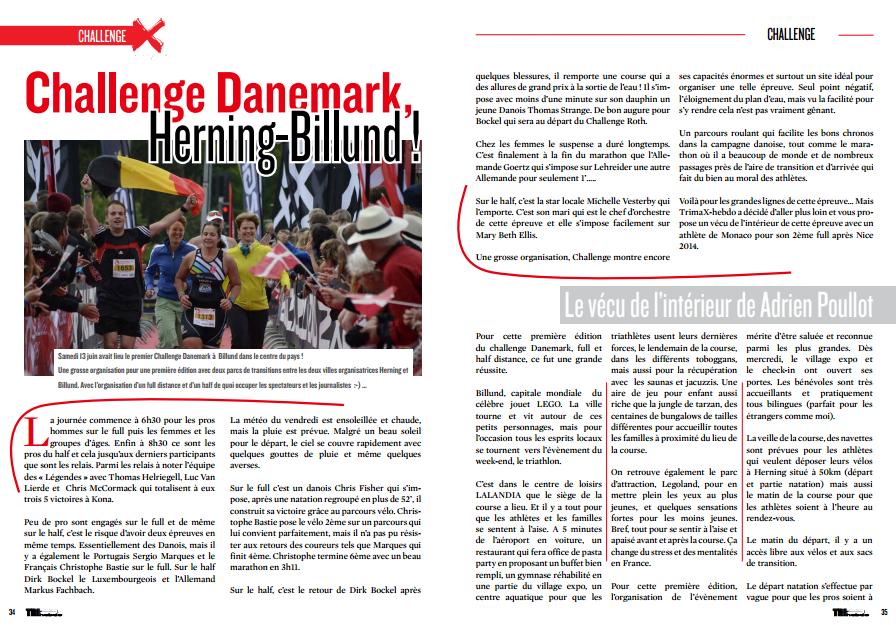 TrimaX#142 revient sur le Challenge Danemark du 13 juin