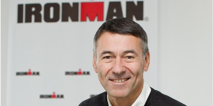 Ironman Francfort: interview de Thomas Dieckhoff CEO Ironman Europe