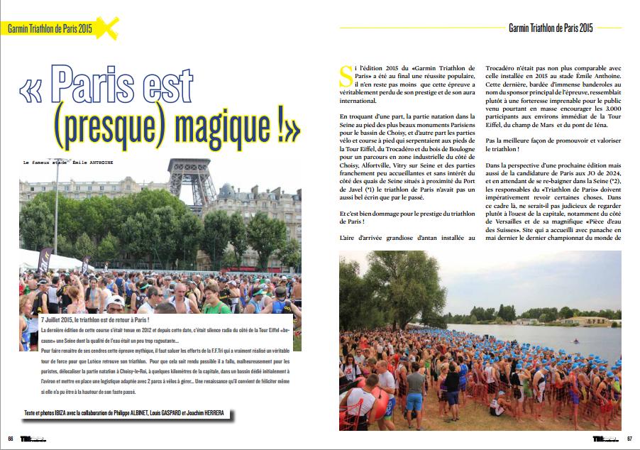 A lire dans TrimaX#143 : « Paris est (presque) magique !»