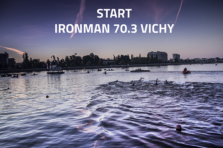 Retour sur la première édition de l'IRONMAN 70.3 Vichy
