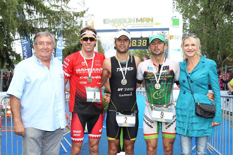 Andrej Vistica inscrit son nom au palmarès de l'EmbrunMan