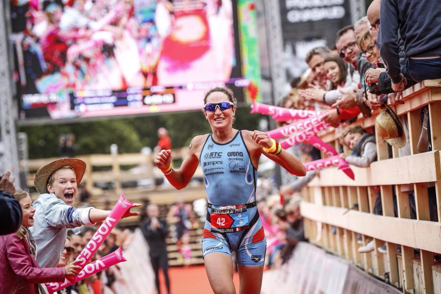 Jeanne Collonge remporte Gérardmer, prête pour terminer la saison en beauté !