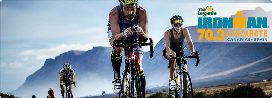 Ironman 70.3 Lanzarote: les français présents en nombre
