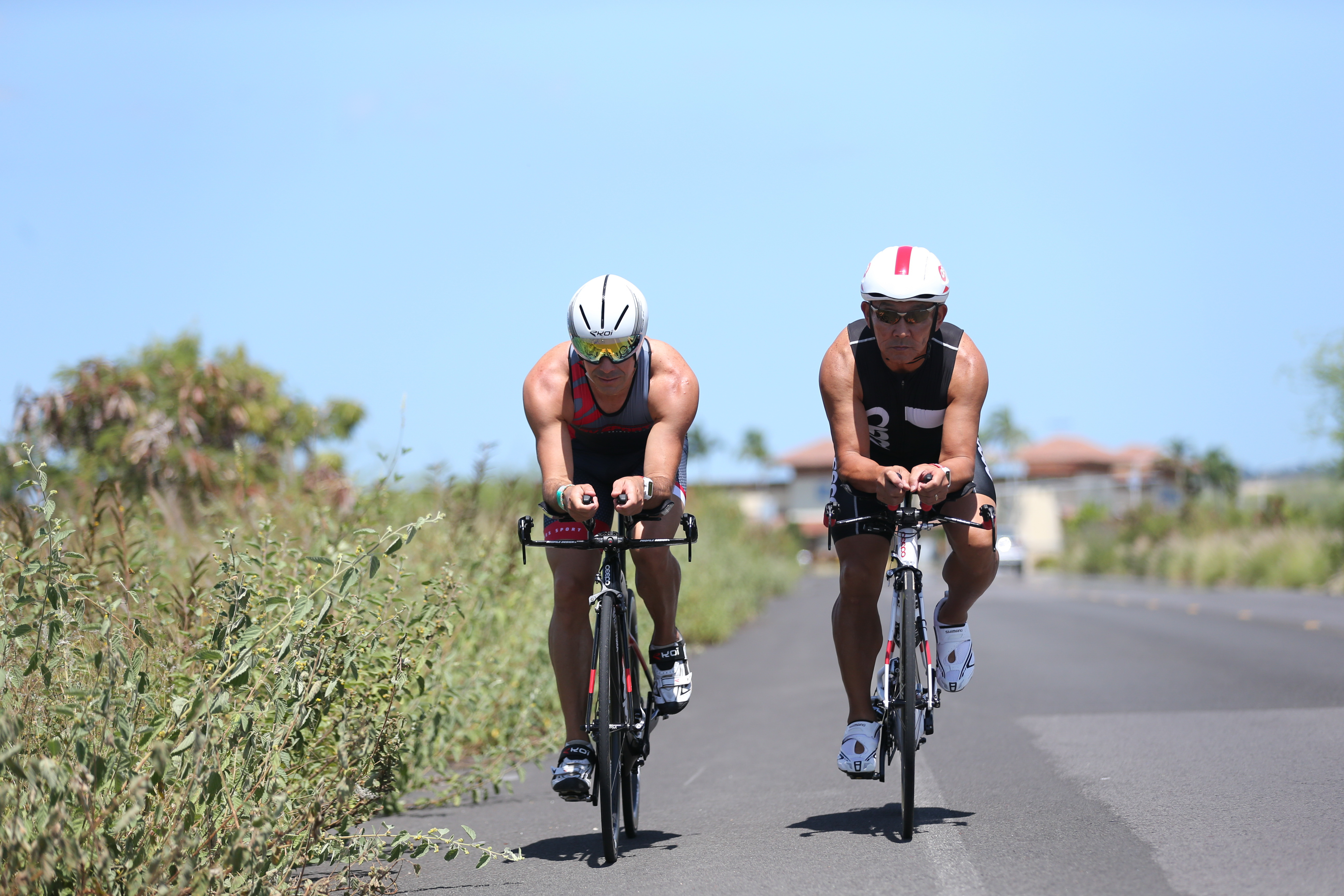 Présentation vélo de triathlon CEEPO 2016: KATANA et VIPER