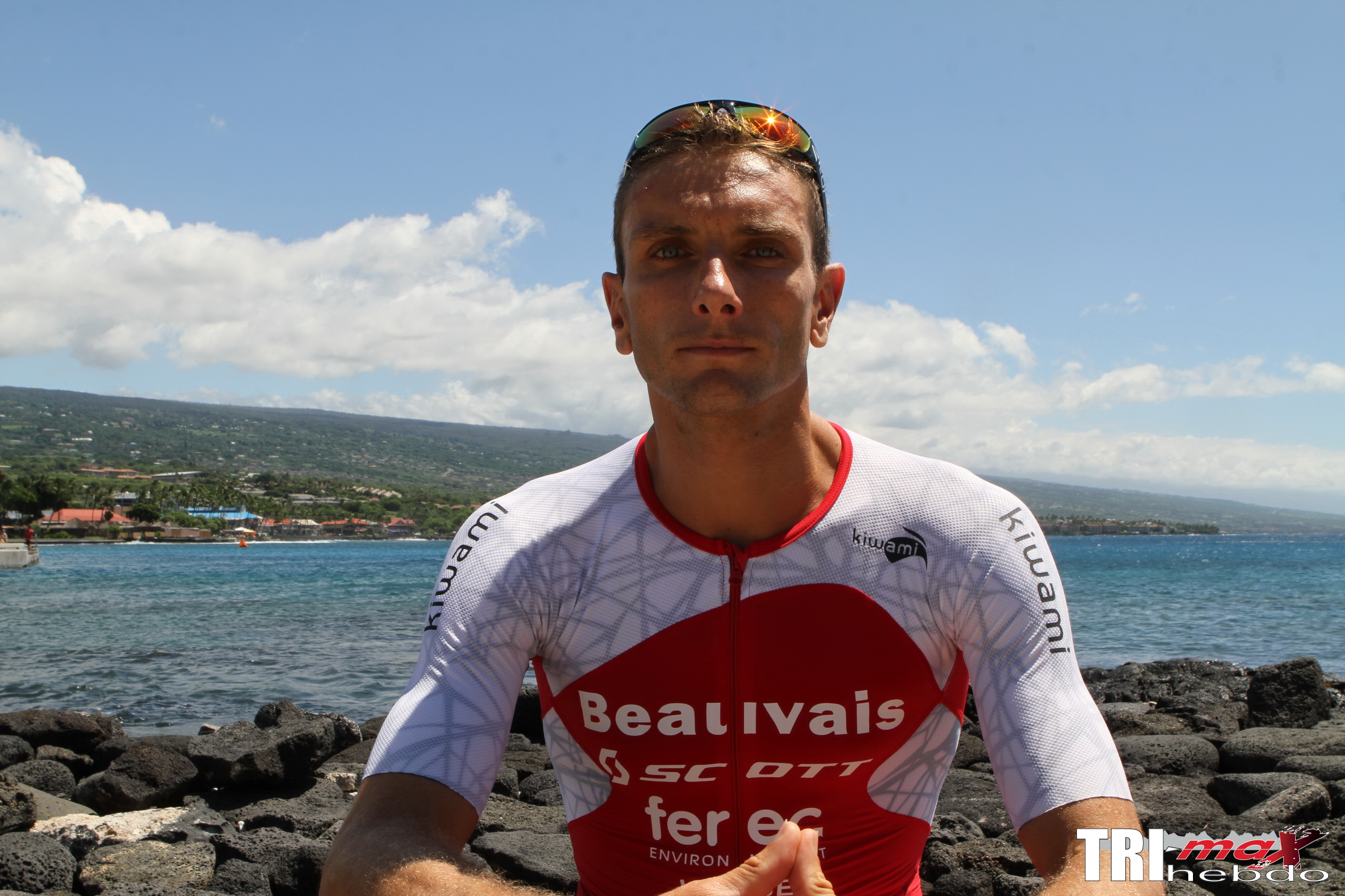 KONA 2015: Interview Cyril Viennot