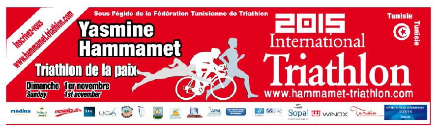 Hammamet, nouvelle destination de choix pour les triathlètes du monde entier