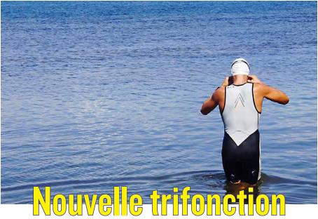 TEST MATERIEL : Nouvelle trifonction by DARE2TRI