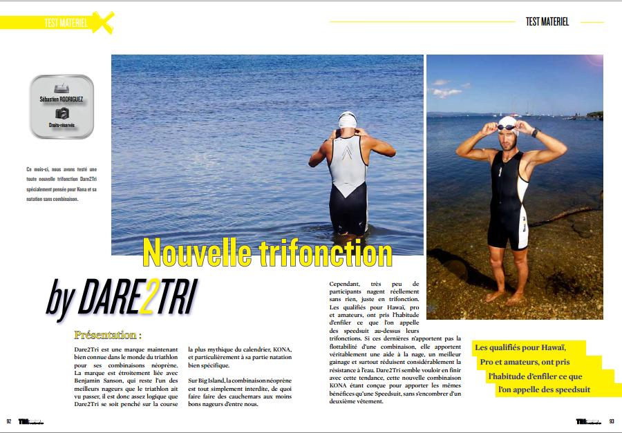 TrimaX#145 a testé pour vous la nouvelle trifonction by DARE2TRI