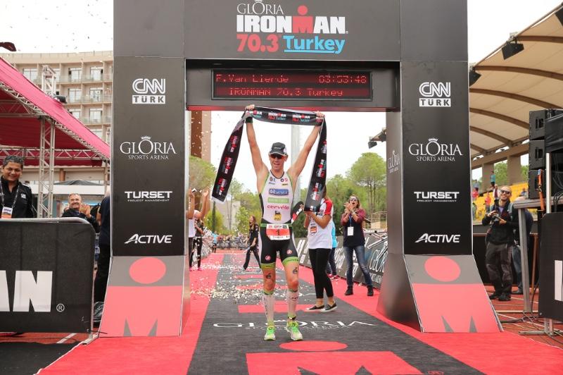 Ironman 70.3 Turquie: Les Belges couronnés ! le compte rendu de Lucas 1er en 18-24