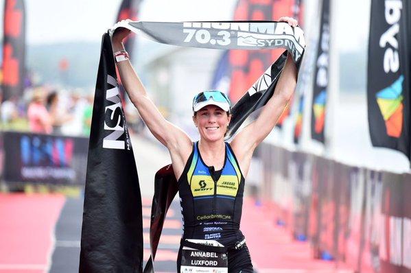L'Ironman 70.3 Western Sydney de notre envoyé spécial Simon Billeau