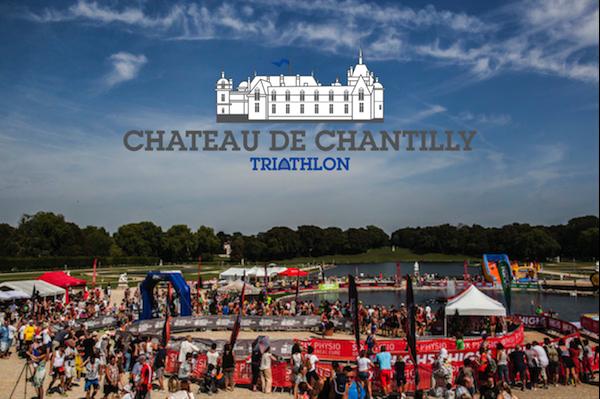 25% pour le Triathlon de Chantilly 2016