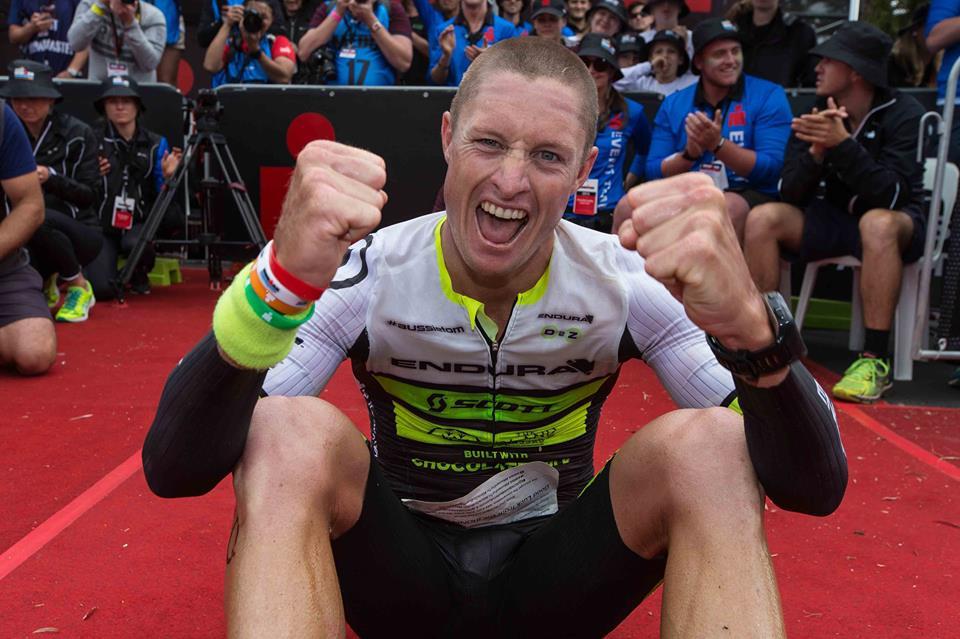 Ironman Busselton: McKenzie intouchable, Chevrot 2ème
