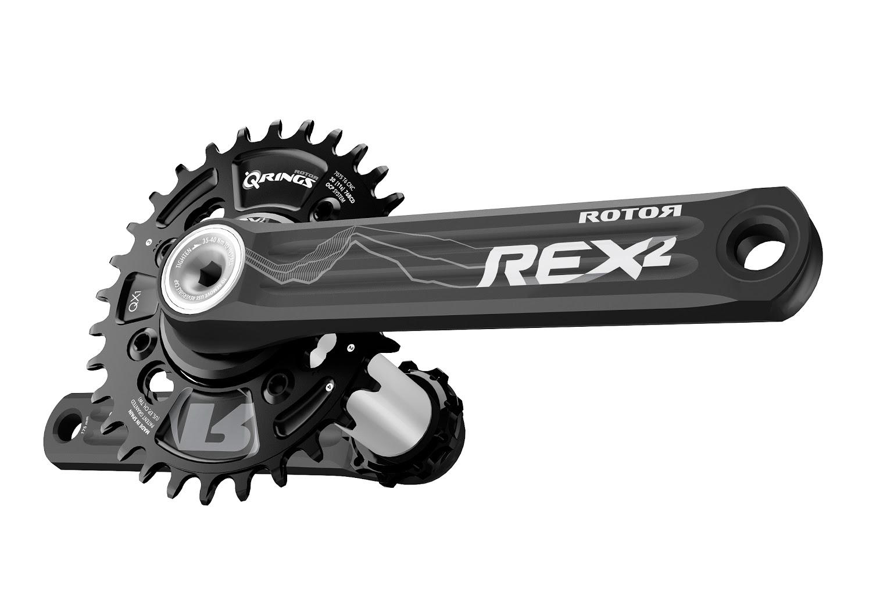 Offre de Noël : Rotor REX 2.1