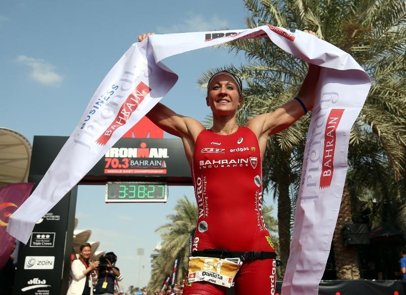 Daniela Ryf remporte la Triple Couronne et empoche 1 million de $