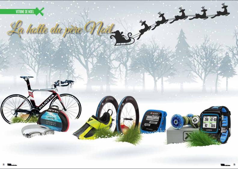 A découvrir dans TrimaX#147 : la hotte du père Noël