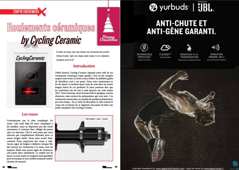 A découvrir dans TrimaX#147 : roulements céramiques by Cycling Ceramic