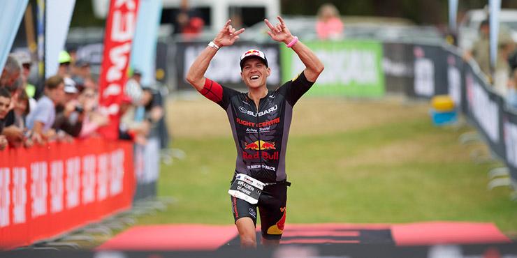 Ironman 70.3 Taupo : les néo zélandais à domicile