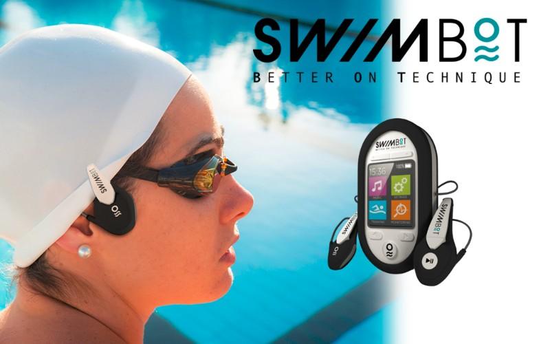 Swimbot s'envole pour le CES de Las Vegas !