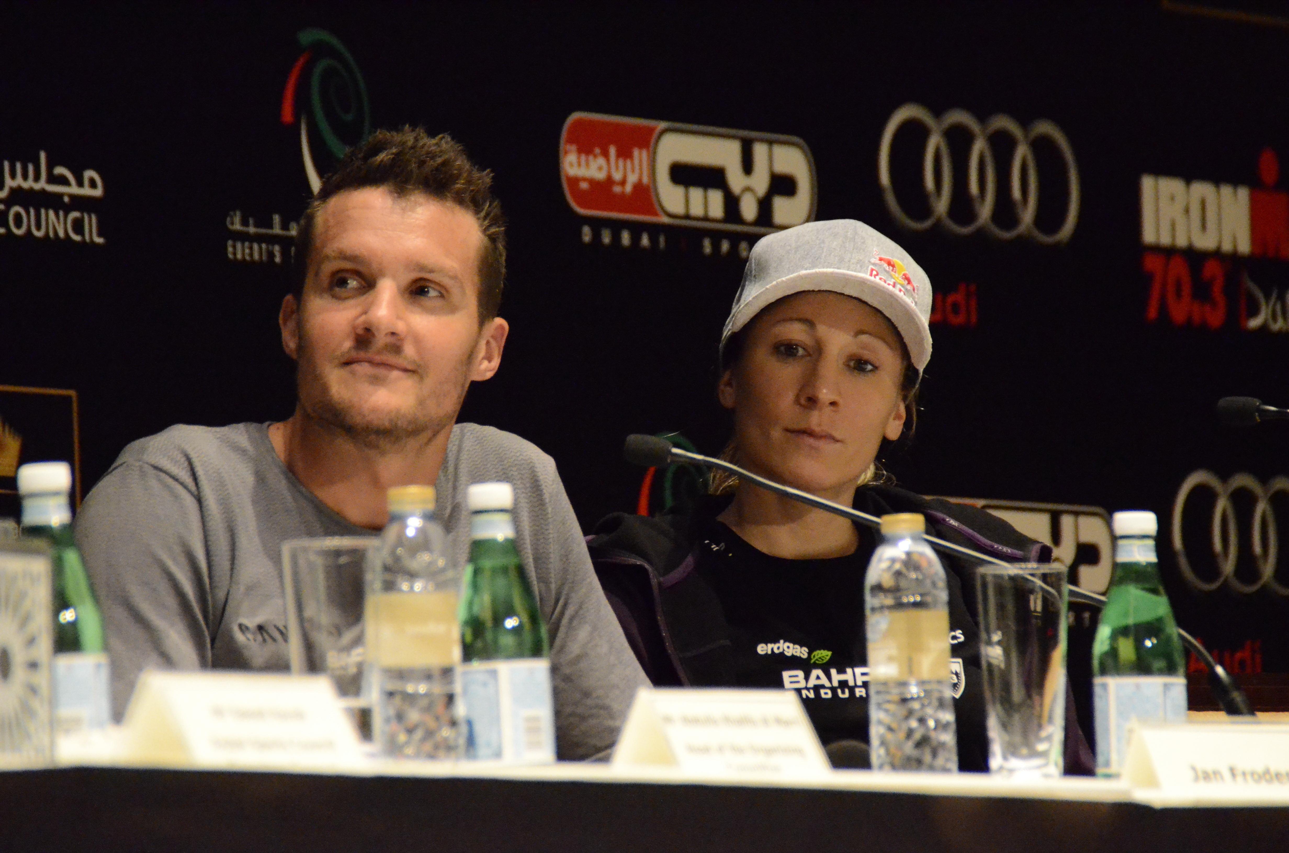 Ironman 70.3 Dubaï: les Stars sont au Rendez-vous