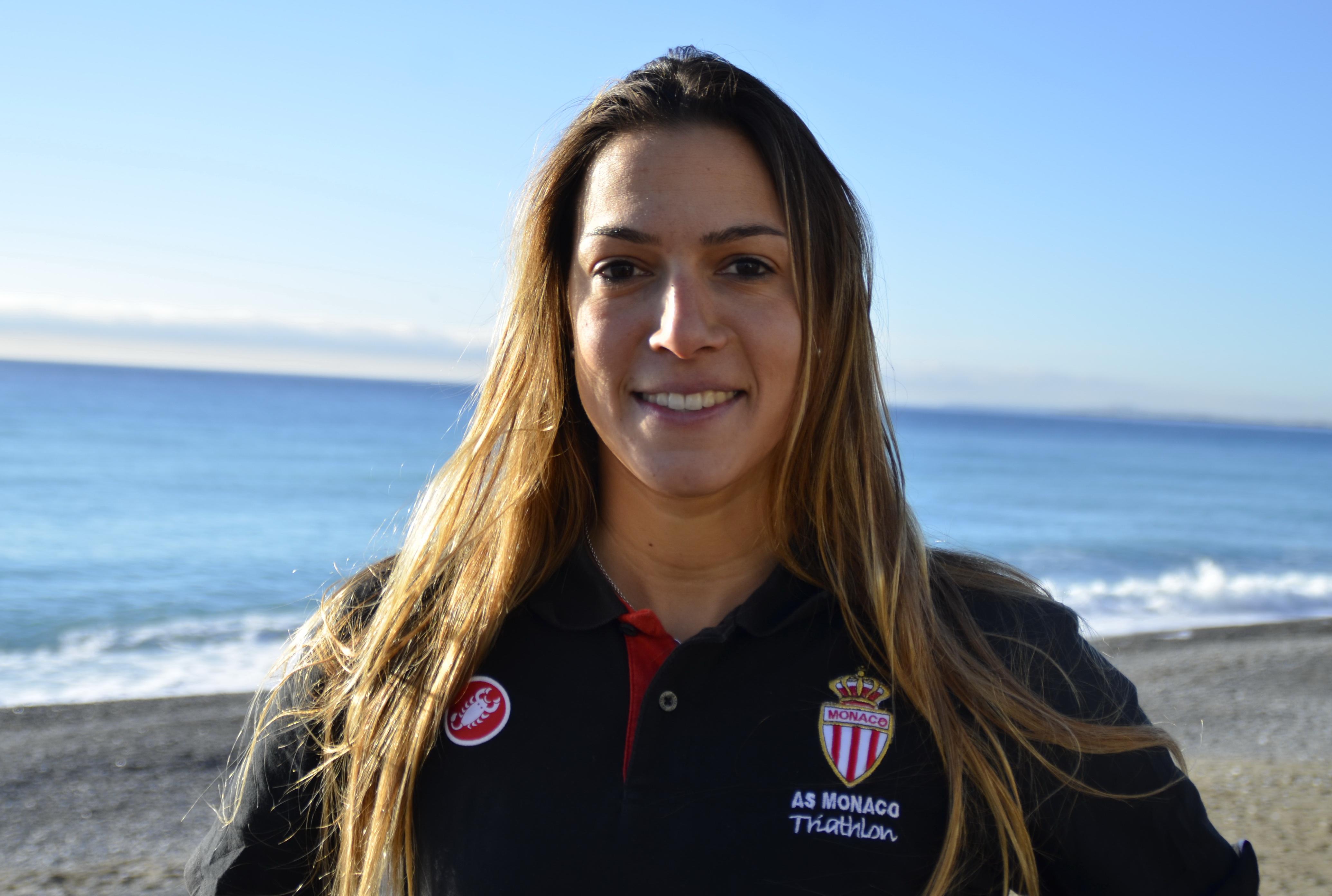 Interview: Charlotte Morel revient sur son arrivée au club de Monaco