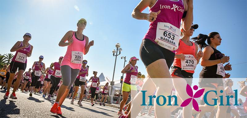 Ouvertures des inscriptions Iron Girl, avec une nouvelle course au Pays d'Aix.