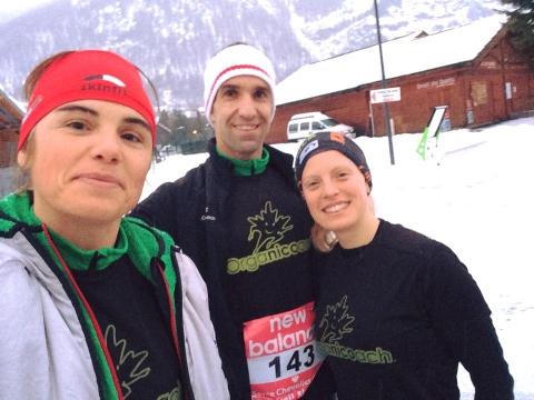 Trail Blanc – Serre Chevalier: le retour à la compét' pour Nicolas Lebrun 8ème