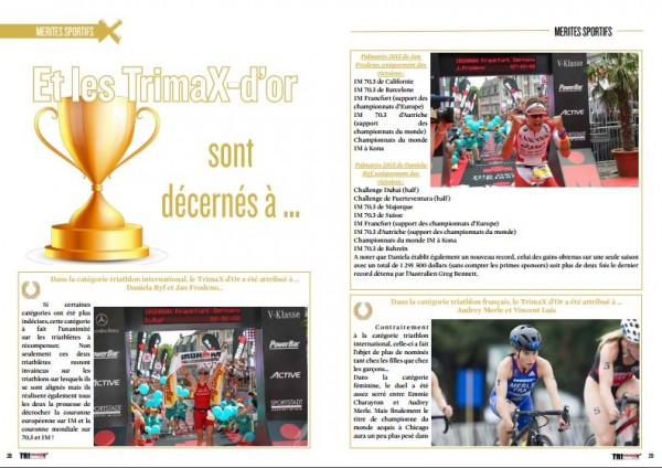 TRIMAX D'OR