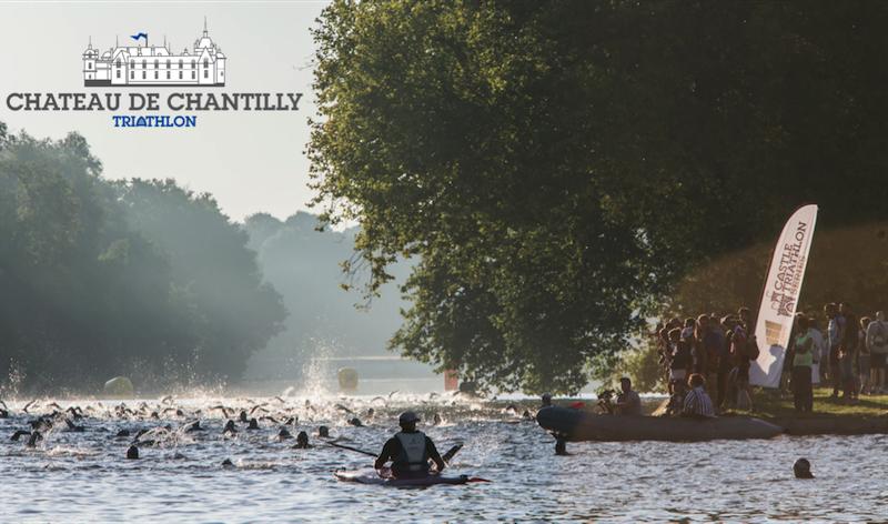 15% pour le Triathlon de Chantilly 2016