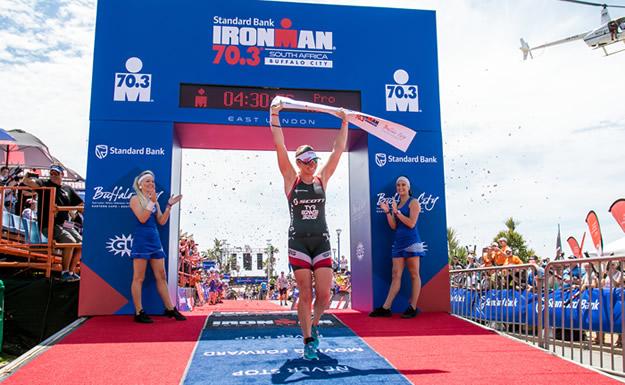 Ironman 70.3 Afrique du Sud: la passe de 6 pour Swallow?