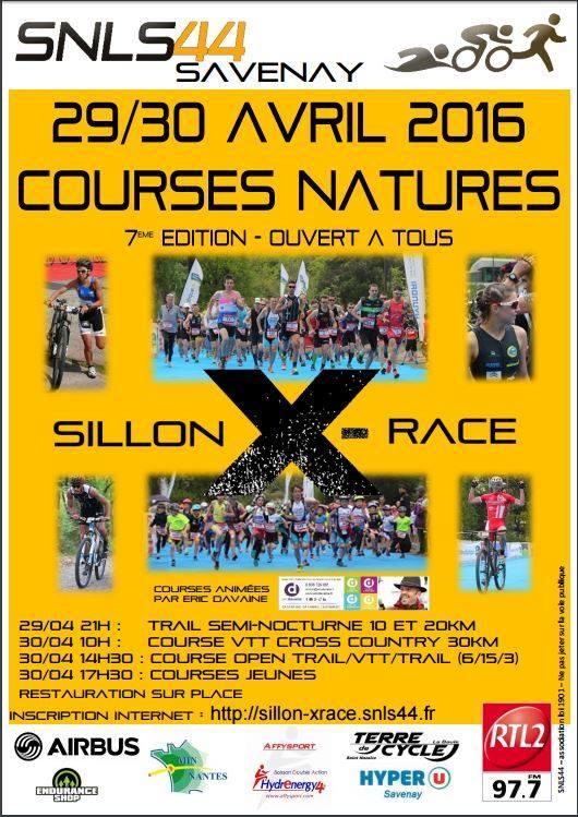Sillon X- Race 2016: ouverture des inscriptions samedi