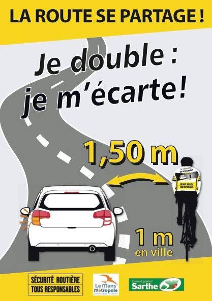 Message du Président Lescure: Alain Vidalies: Pour un vrai partage de la route auto-cyclistes