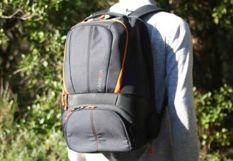 Essai du sac Karkoa Smartbag 40