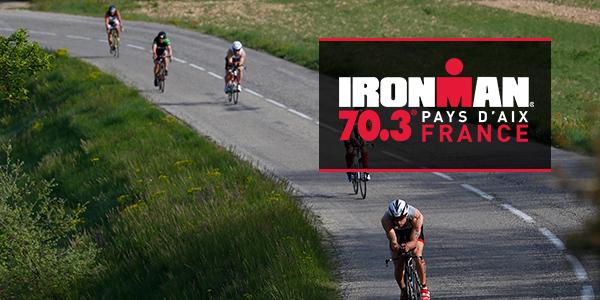 IRONMAN 70.3 Pays d'Aix: Programme de l'événement et plus.